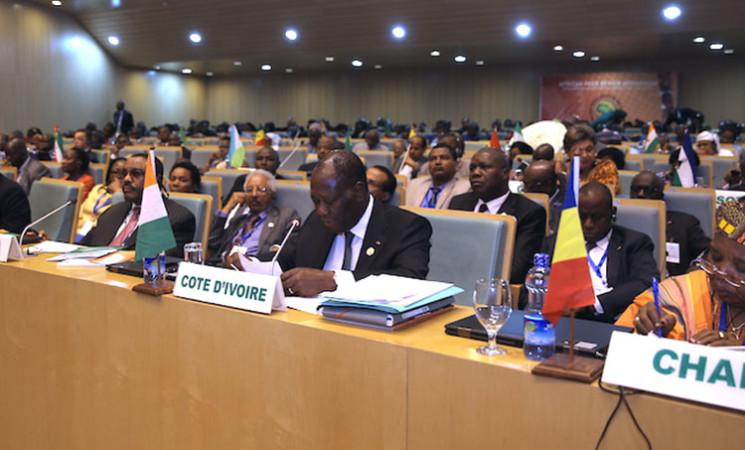 Discours de S.E.M. Alassane OUATTARA, au 24 ème Forum des Chefs d'Etat et de Gouvernement du Mécanisme Africain d'Evaluation par les Pairs (MAEP), à Addis-Abeba (Ethiopie)