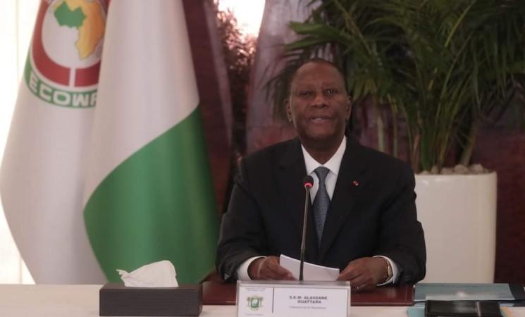 Allocution du Président de la République, SEM Alassane OUATTARA, à l'occasion du premier Conseil des Ministres de la nouvelle équipe gouvernementale.